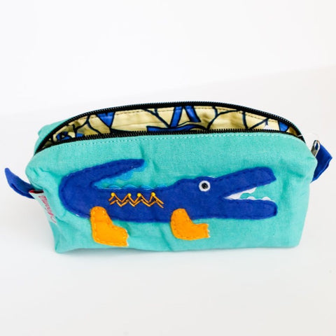 Alligator Pouch