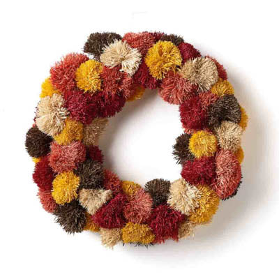 Autumn Welcome Wreath (Local Pickup/Local Delivery Only*)