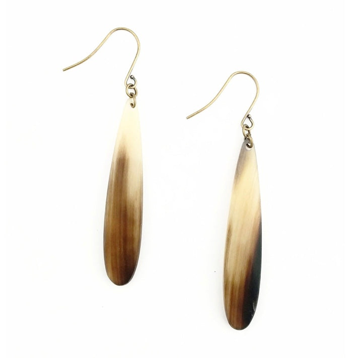 Eve Earrings - Dark