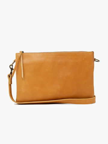 Martha Crossbody Bag - Cognac