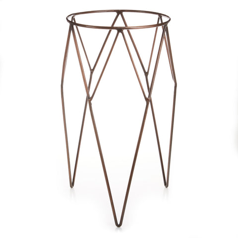 Iron Plant Stand - Short (Local Pickup/Local Delivery Only)