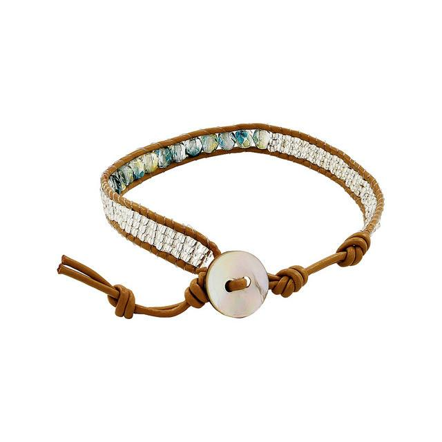 Diani Single Wrap Bracelet
