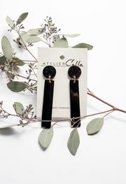 Olivia Horn Earrings by Atelier Calla