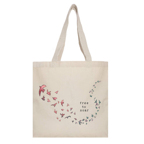 Free to Soar Tote Bag