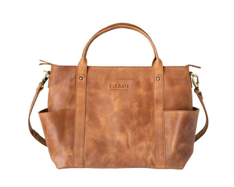 Elevate Utility Bag - Camel
