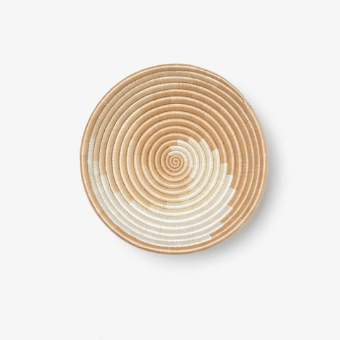 Aura Woven Bowl- Large (Local Pickup/Local Delivery Only)
