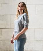 Adele Tunic - Heather Grey