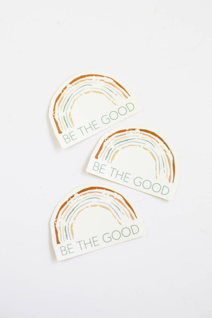 """Be the Good""- Sticker"
