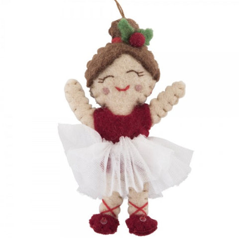 Christmas Ornament - Ballerina