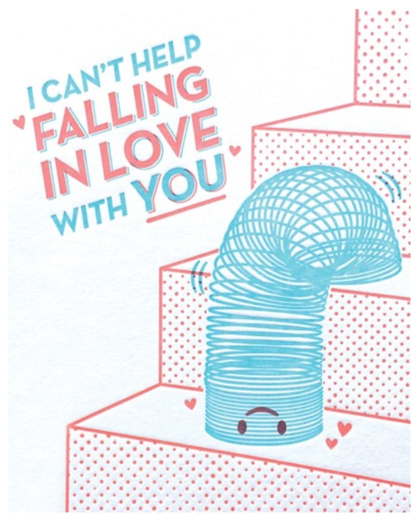 Falling In Love Slinky