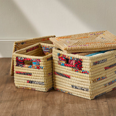 Sari Seagrass Basket (Local Pickup/Local Delivery Only*)