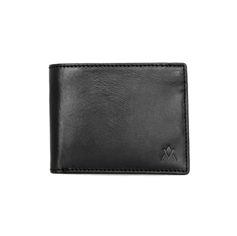 Bifold Men's Wallet in Black