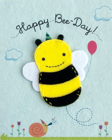 Happy Bee-Day