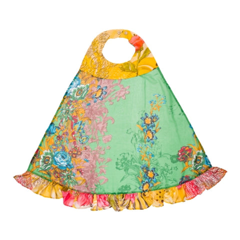 Lila Sari Cape - Assorted Colors