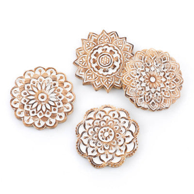 Mandala Coaster Set - Set of 4