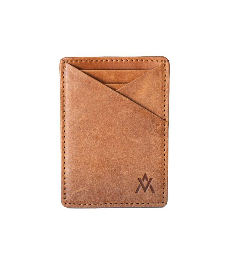 Money Clip - Camel