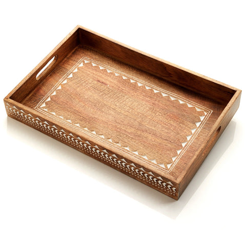 Mango Wood Tray (Local Pickup/Local Delivery Only*)