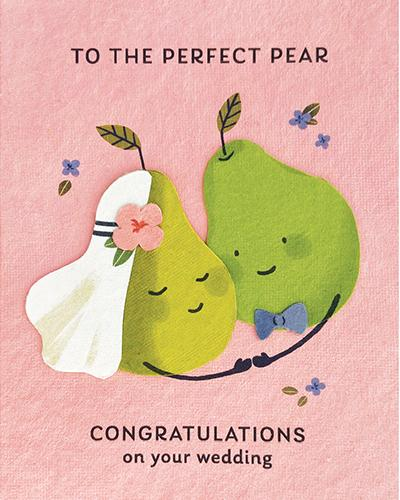 Perfect Pear Wedding