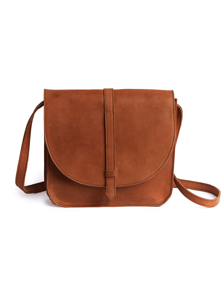 Tirhas Saddlebag: Chestnut
