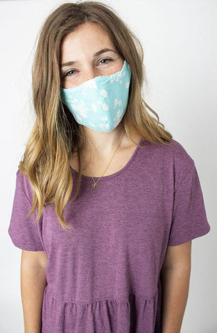 Fabric Face Mask - Assorted