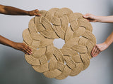 Round Jute Rug (Local Pickup/Local Delivery Only)
