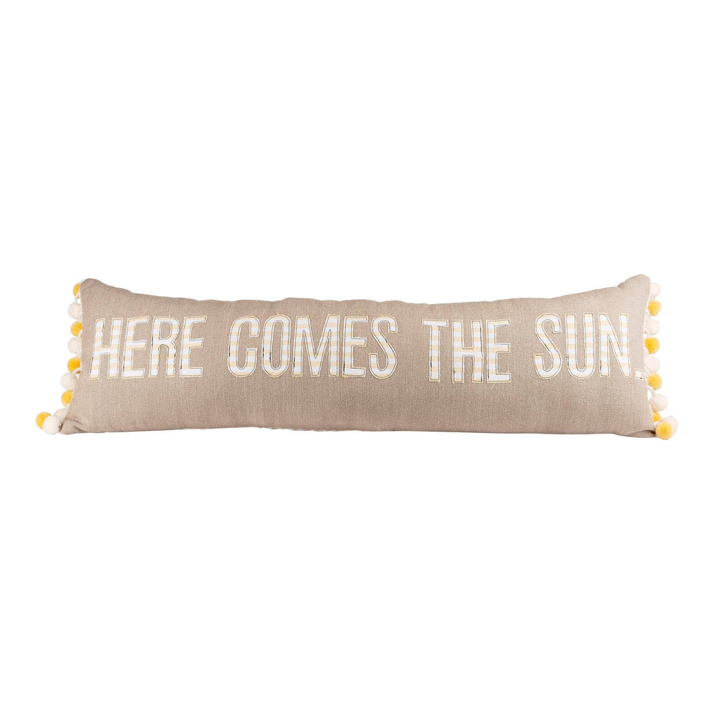 Here Comes the Sun Pillow