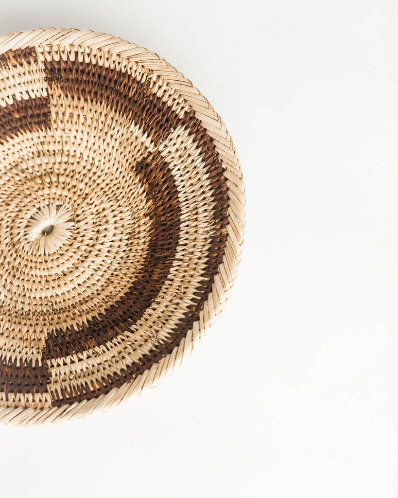 "WALL BASKET - KARIBA 12"" (*Local Delivery/Pickup only)"