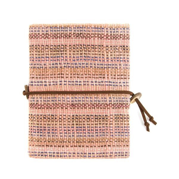 Natural Dyed Fabric Journal - Small