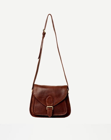 Myra Leather Crossbody