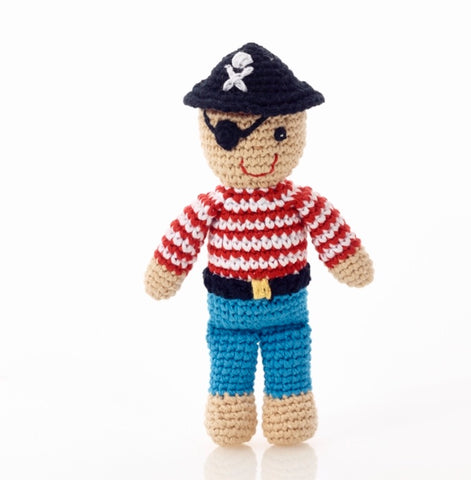 Pirate Rattle