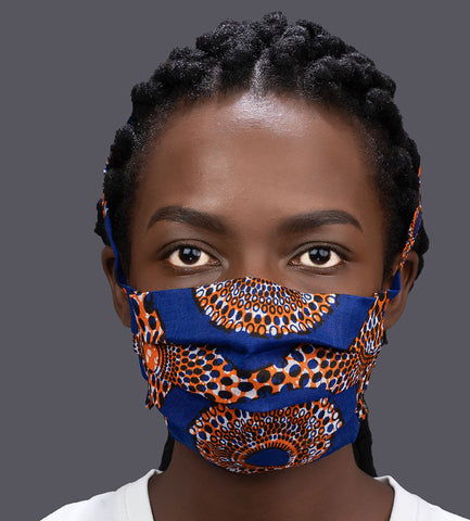 Swahili Coast Face Masks
