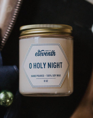 O Holy Night Candle