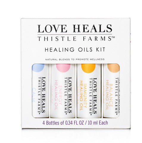 Thistle Farms Healing Oils Kit