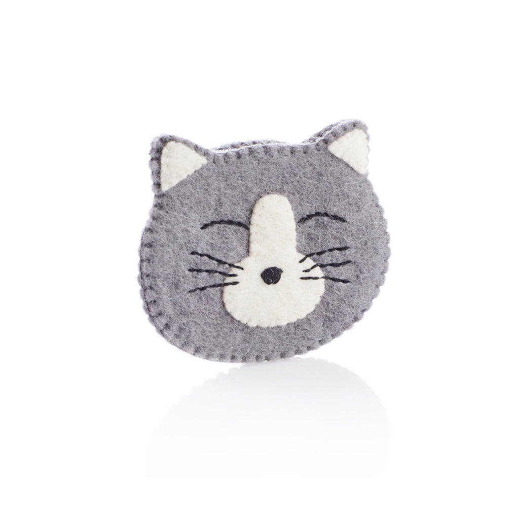 Happy Cat Coin Purse