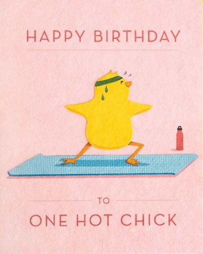 Hot Chick Birthday