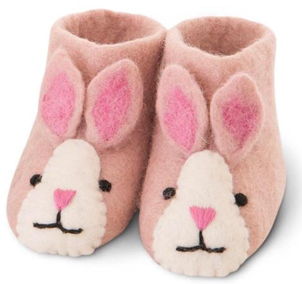 Bunny Slippers - Size 2