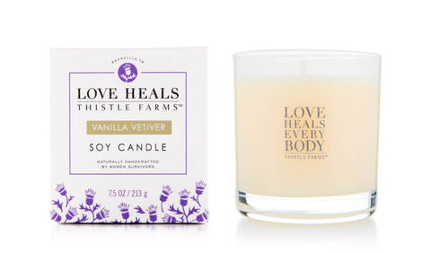 Candle - Vanilla Vetiver