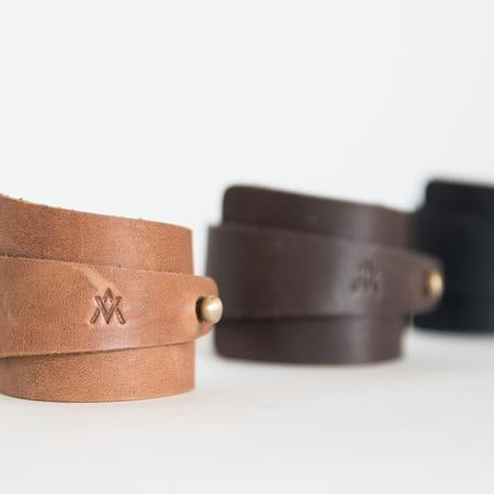 Uniquely You Cuff - Camel
