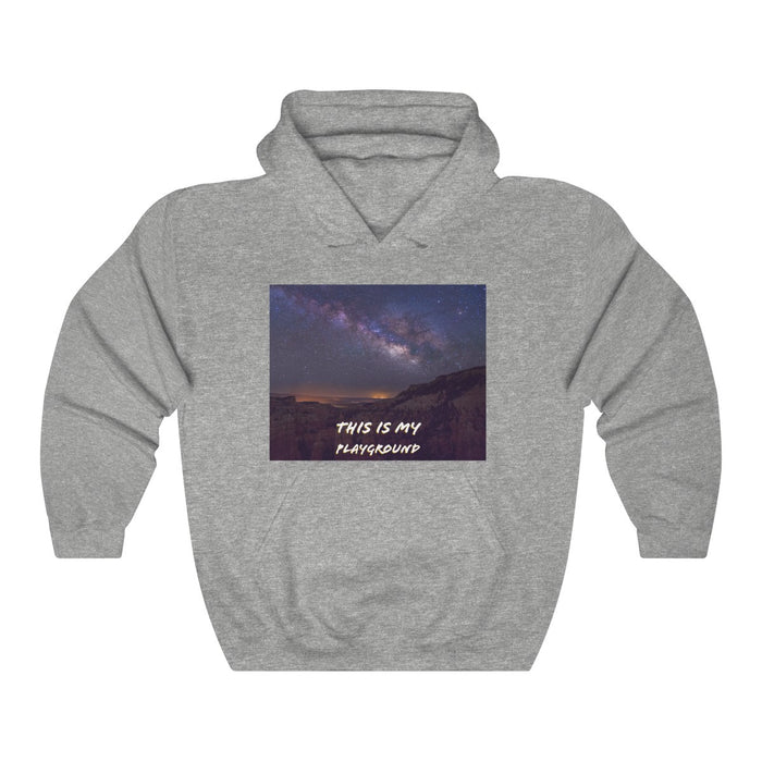 Unisex Heavy Blend™ Hooded Sweatshirt - My Playground