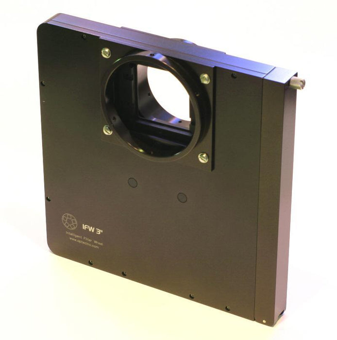 "IFW 3"" Intelligent Filter Wheel - Hyperion Astronomy"