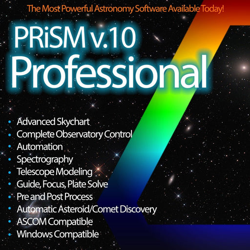 Prism v10 | Professional - Hyperion Astronomy
