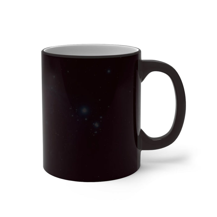Spaced Out Mug: M42 The Orion Nebula - Hyperion Astronomy