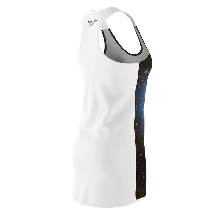 Women's Cut & Sew Racerback Dress - Seven Sisters - Hyperion Astronomy