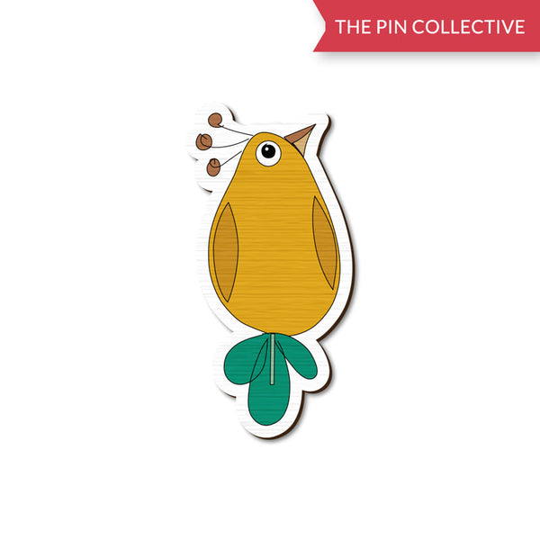Bird 2 Tanu Kapoor Wooden Pin
