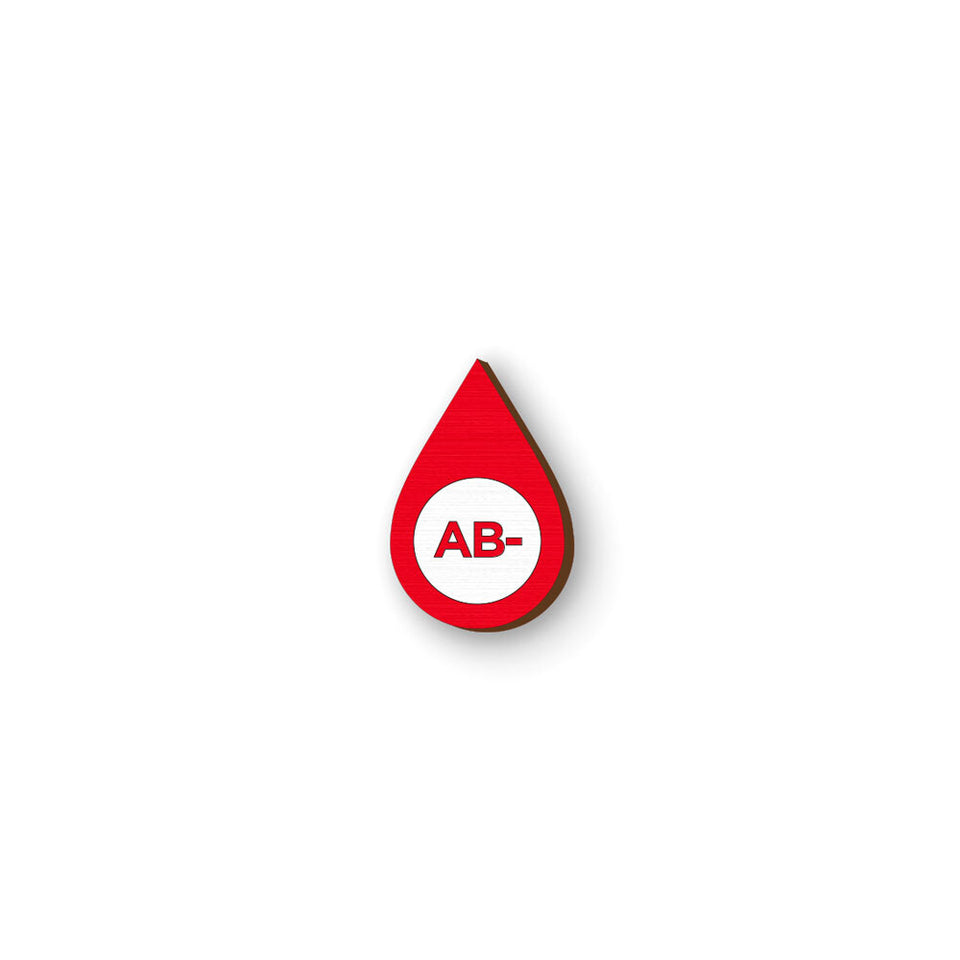 Blood Group AB-
