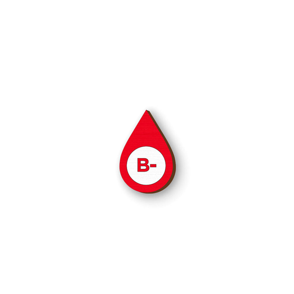 Blood Group B-
