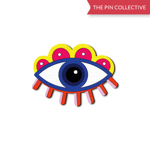Eye Satyaprita The Pin Collective