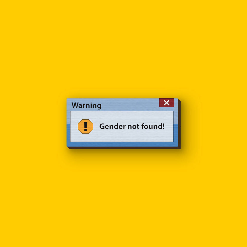 Gender not found