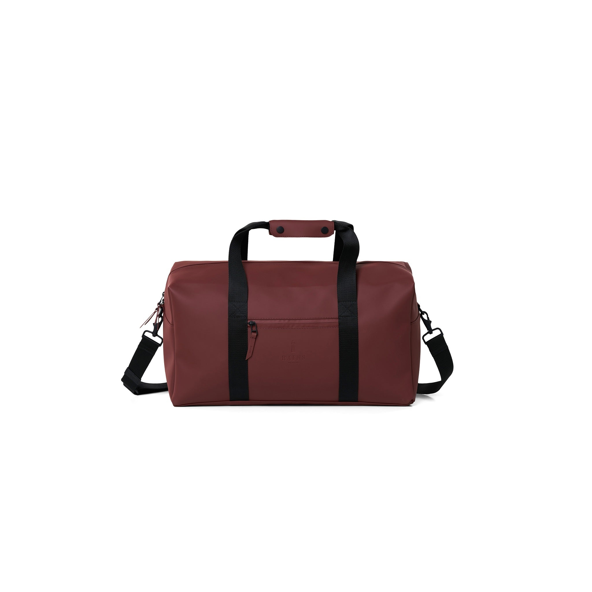 Gym bag maroon
