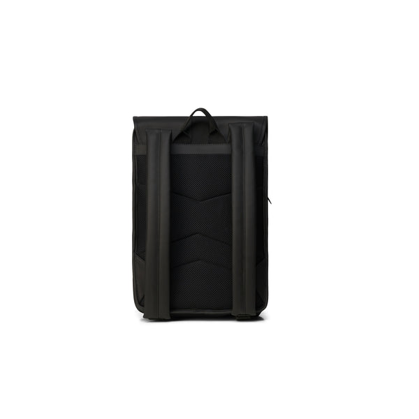 Buckle backpack mini black